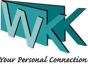 Logo WKK met strepen